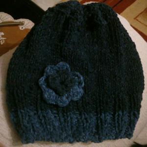 Μπλε σκουφάκι