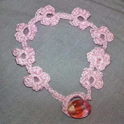 Ροζ βραχιόλι